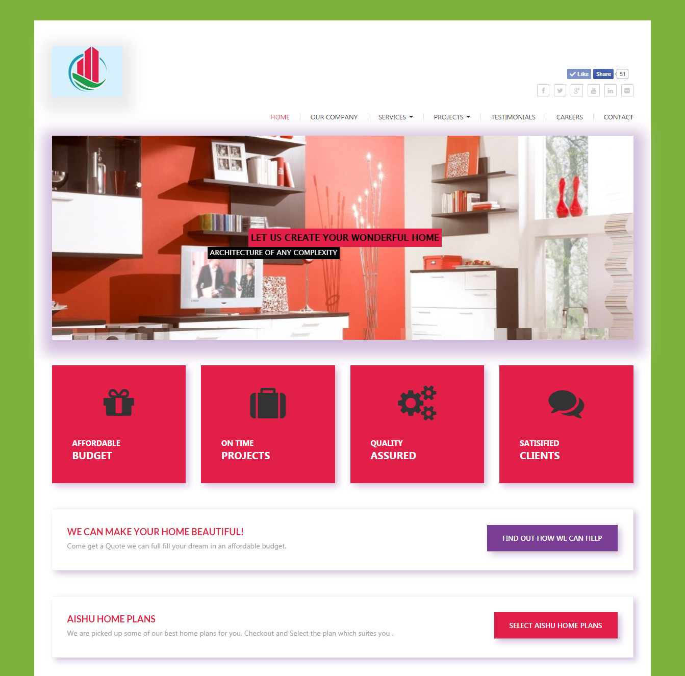 aishudevelopers website design wayanadweb